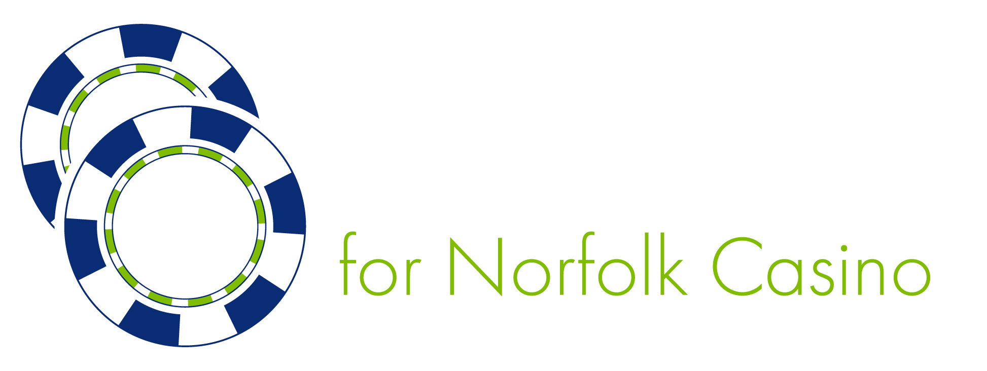 all in for Norfolk casino logo
